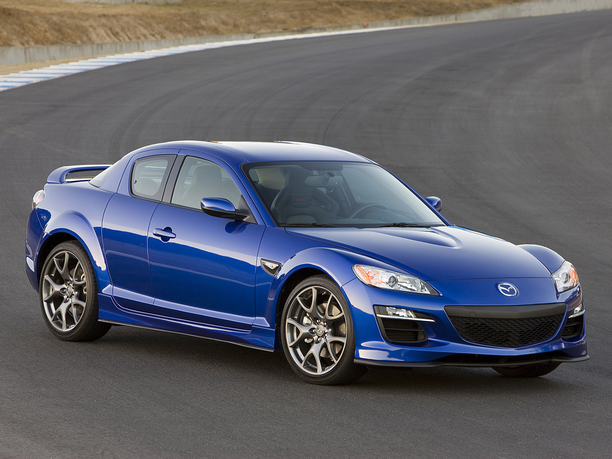 Mazda RX-8 / Fot. Mazda