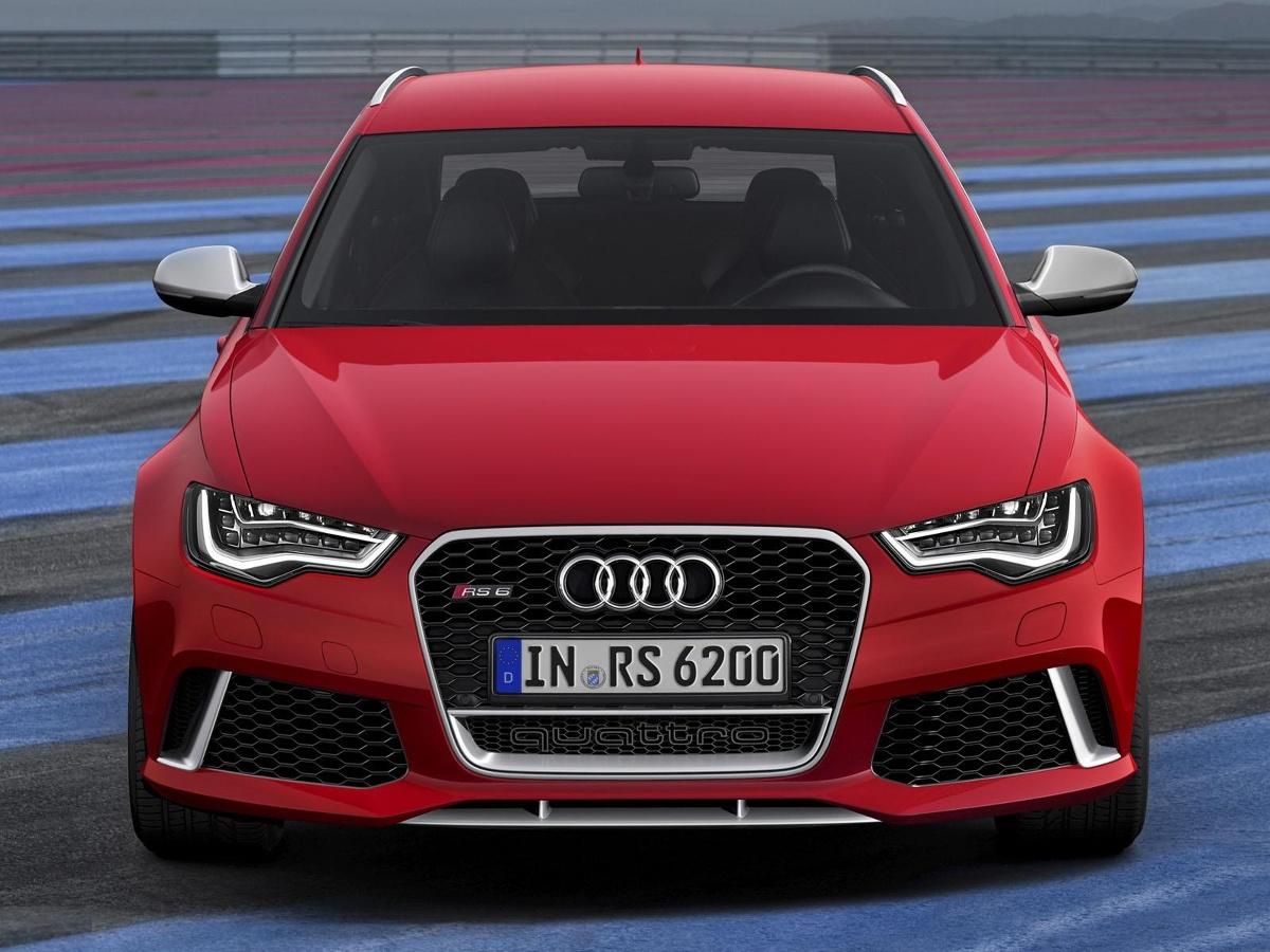 Audi RS6 Avant, fot.: Audi