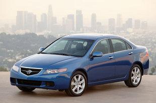 Acura TSX I (2004 - 2008) Sedan