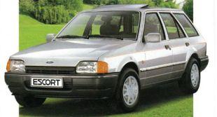 Ford Escort IV (1986 - 1990) Kombi