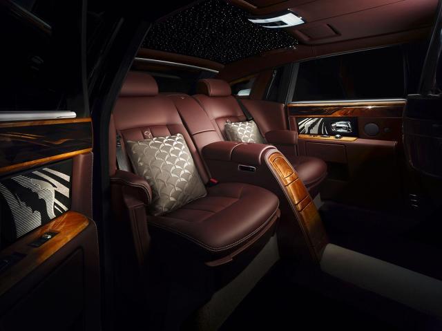 zdjęcie Rolls Royce Pinnacle Travel Phantom