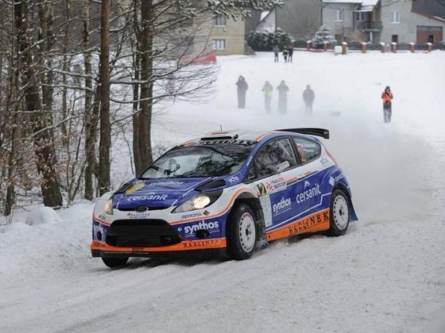 Sołowow wystartuje w Jänner Rally 2012