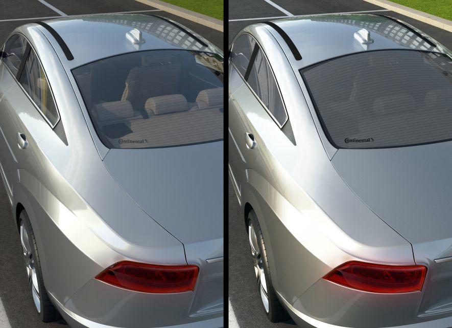 W Ultra Inteligentne szyby samochodowe. Co potrafią? FO69