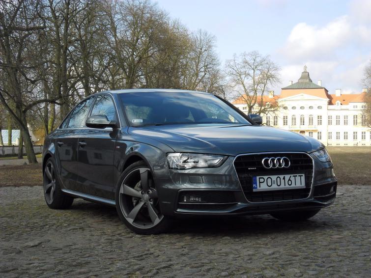 Pierwsza Jazda Audi A4 20 Tfsi Po Modernizacji Zdjęcia