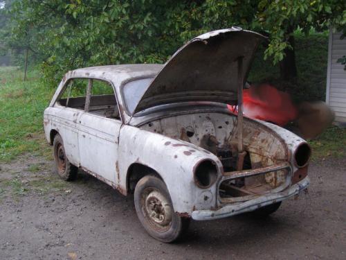Fot. Archwium właściciela pojazdu