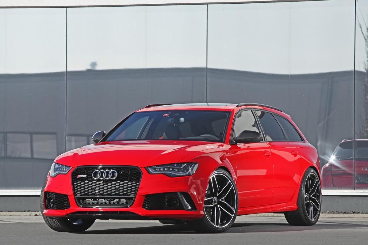 Audi RS6 Avant / Fot. HPerformance
