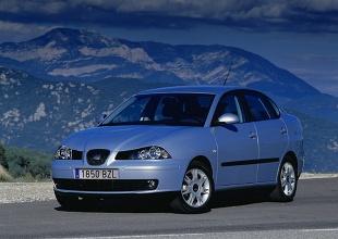 SEAT Cordoba II (6L) (2002 - 2009) Sedan