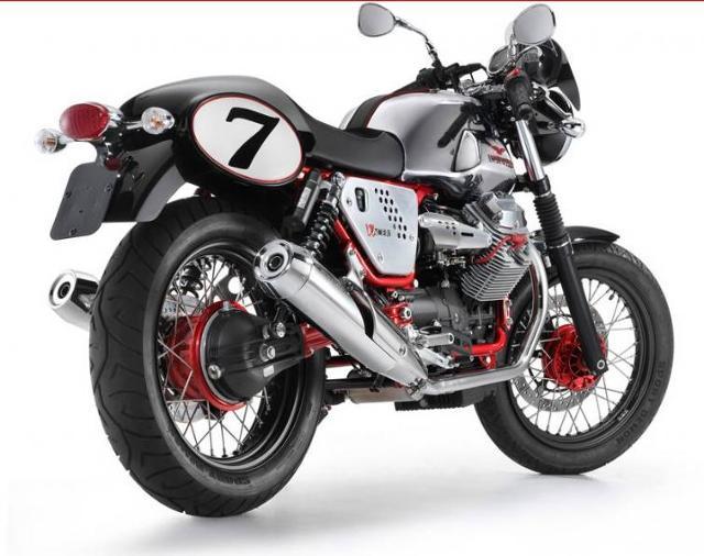 Moto Guzzi - dwa nowe motocykle już wkrótce