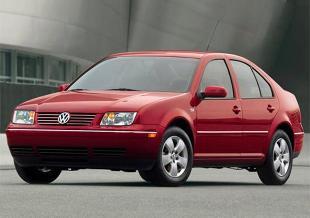 Volkswagen Jetta IV (1999 - 2005) Sedan