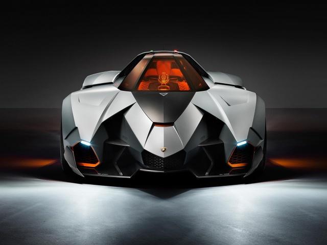 zdjęcie Lamborghini Egoista