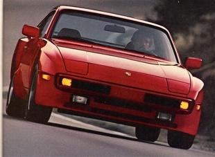 Porsche 944 (1982 - 1991) Coupe