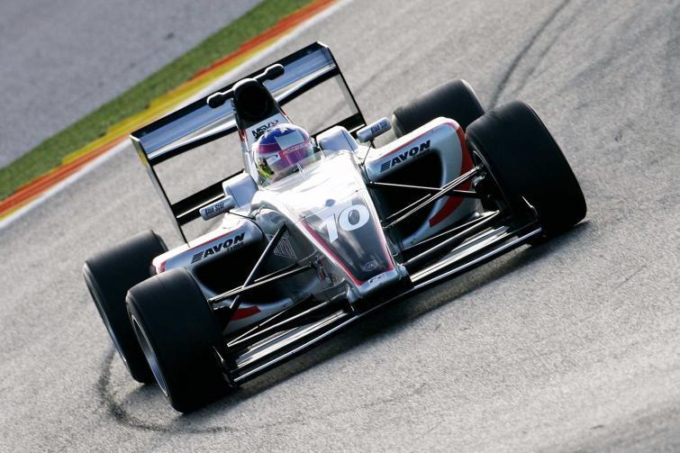 Natalia Kowalska, jedyna Polka w Formule 2