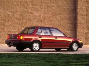 Honda Civic IV (1988 - 1991) Sedan