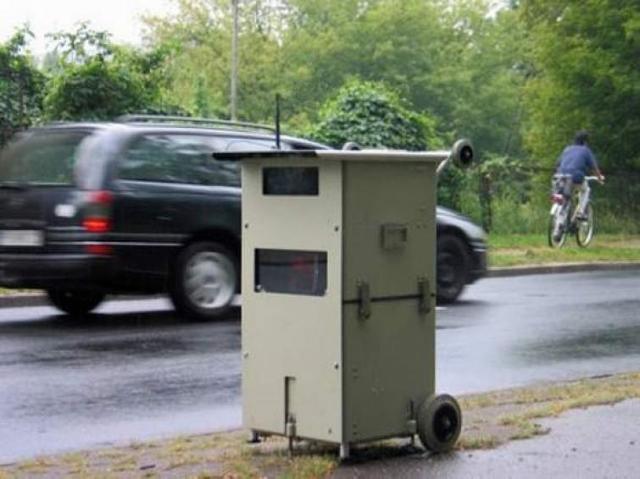 Kontrole fotoradarowe w Koszalinie. Wpadło 123 kierowców
