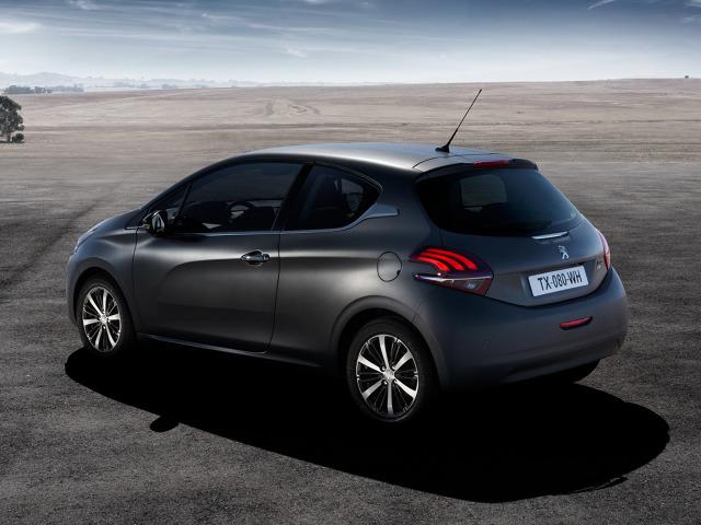 zdjęcie Peugeot 208