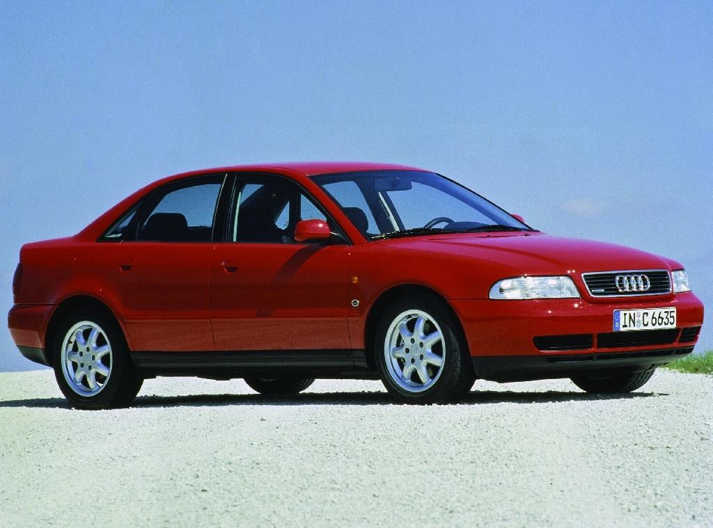 Audi A4 2000 2008 Audi A4 2004 2008 Fot Audi