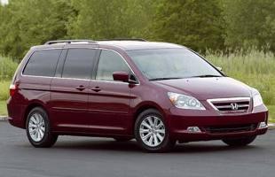 Honda Odyssey III (2004 - 2010) Minivan