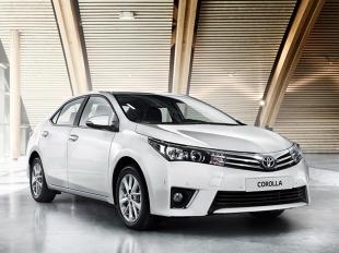 Toyota Corolla XI (2013 - teraz) Sedan