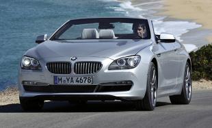 BMW SERIA 6 III (F06/F12/F13) (2011 - teraz) Kabriolet [F12]