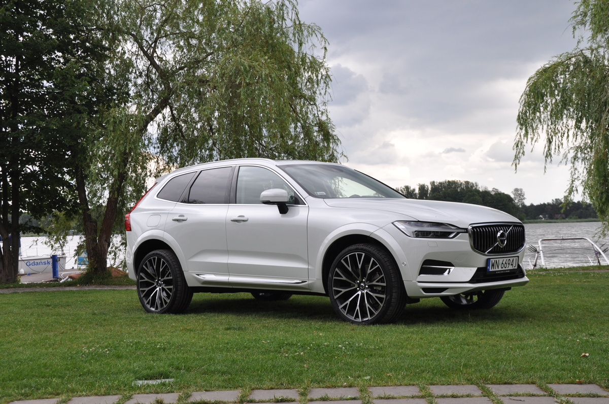 volvo xc60 test gor cej nowo ci ze szwecji. Black Bedroom Furniture Sets. Home Design Ideas