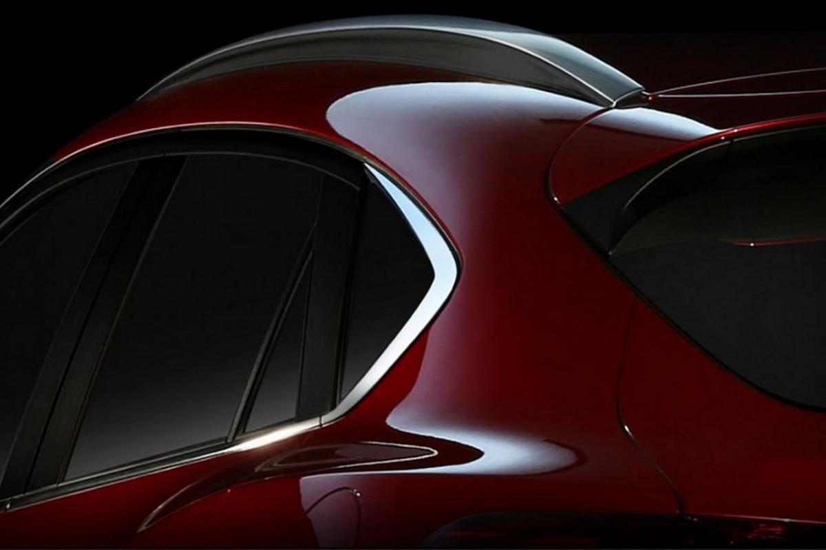 Mazda CX-4 / Fot. Mazda