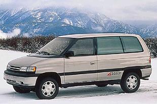 Mazda MPV I (1989 - 1999) Van