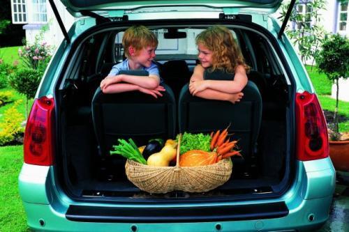 Fot. Peugeot: Przewożenie dzieci w fotelikach ma fundamentalne znaczenie dla ich bezpieczeństwa. Zgodnie z przepisami w fotelikach trzeba przewozić dzieci w wieku do lat 12 o wzroście poniżej 150 cm.