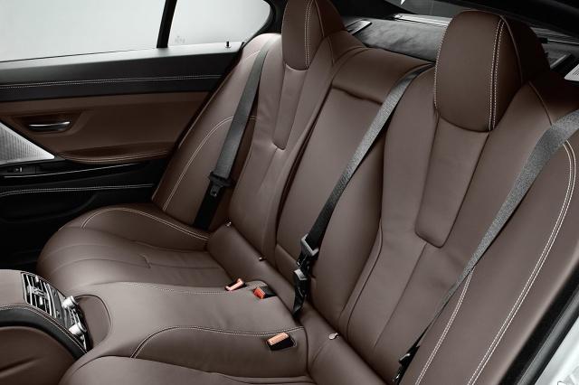 zdjęcie BMW M6 Gran Coupe