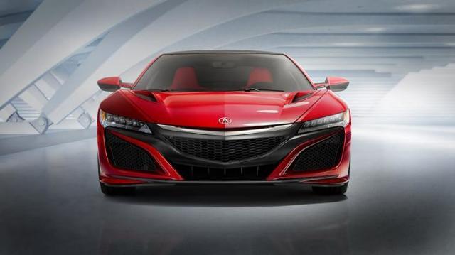 Nowa Acura/Honda NSX