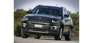 Jeep Compass. Z nowym silnikiem. Na początk bez napędu 4x4