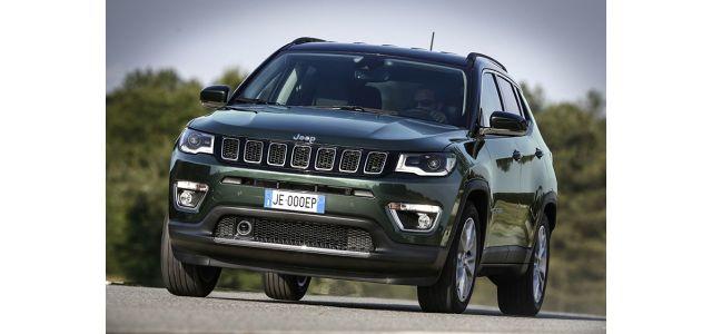 Jeep Compass  W Jeepie Compassie debiutuje nowy 1,3-litrowy turbodoładowany silnik benzynowy o mocy 130 KM lub 150 KM. Na tym nie koniec zmian.   Fot. Jeep