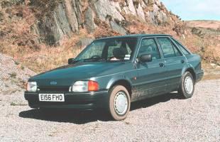 Ford Escort IV (1986 - 1990) Hatchback