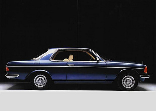 Mercedes-Benz W123 (1975 - 1986) Coupe [C123]
