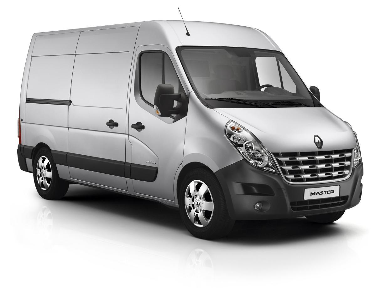 Renault Master, Fot: Renault