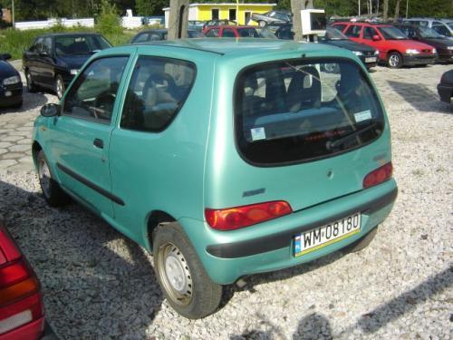 Fot. Wojciech Kołatek: Najmniejszy Fiat sprawdził się jako tanie, miejskie auto.