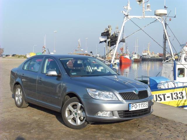 Testujemy: Skoda Octavia 1.8 TSI Family Plus - czeski przebój