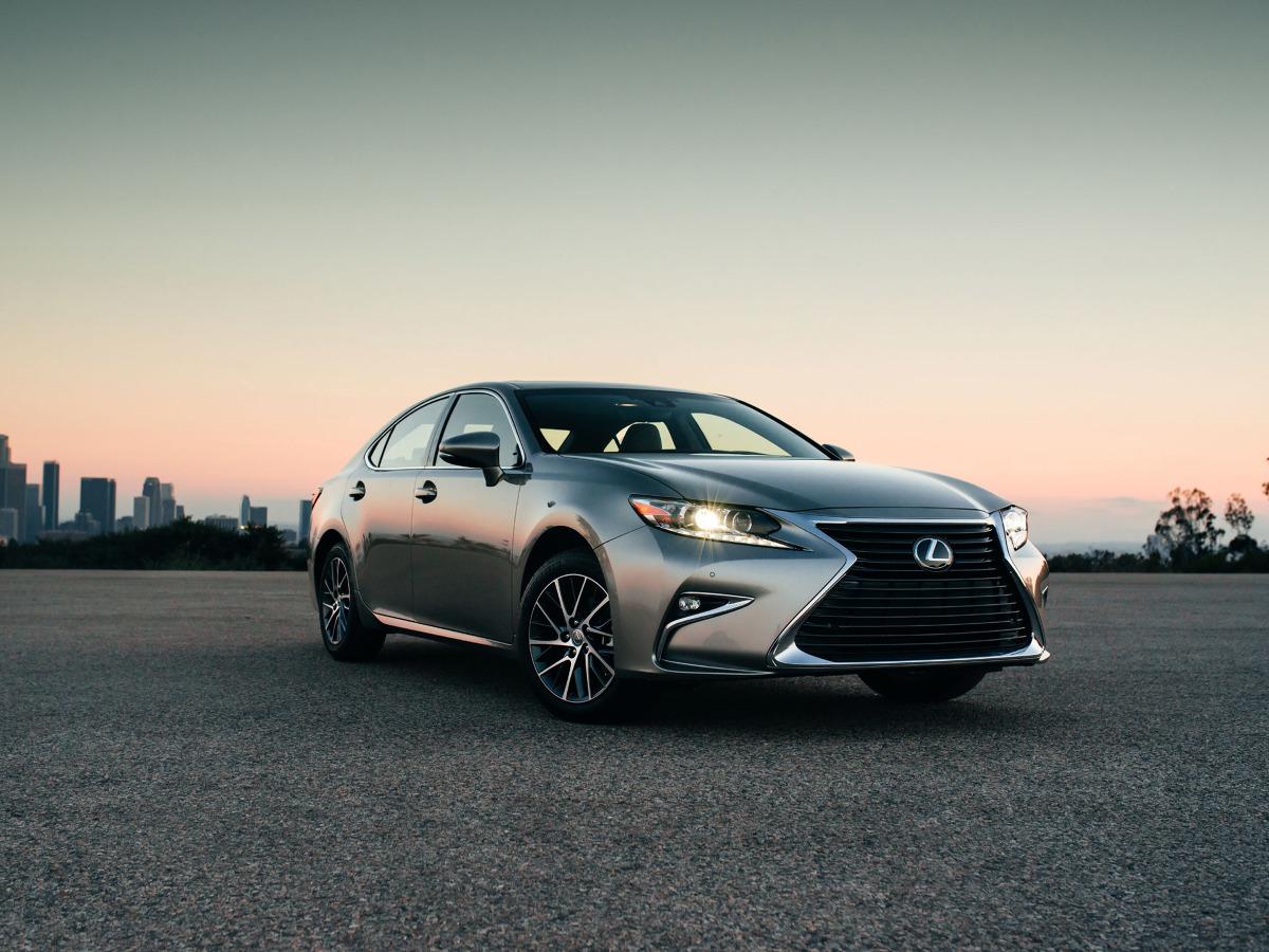 Lexus ES / Fot. Lexus