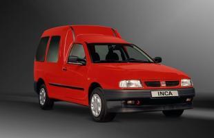 SEAT Inca I (1996 - 2003) Furgon