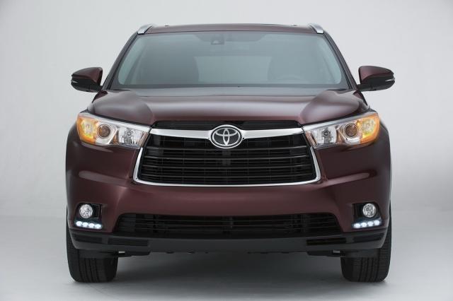 zdjęcie Toyota Highlander