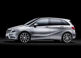 Mercedes-Benz Klasa B W246 (2011 - teraz) Hatchback