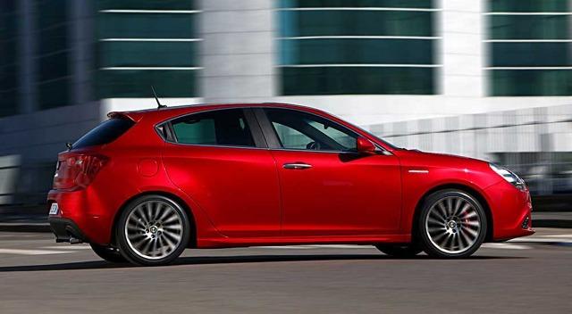 Alfa Romeo Giulietta Veloce Rabat Do 8 000 Zł Fot
