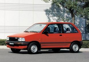 Mazda 121 I (1987 - 1990) Hatchback