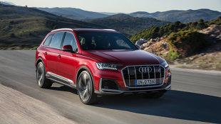 Audi Q7. Co zmienił lifting?