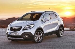 Opel Mokka (2012 - teraz)