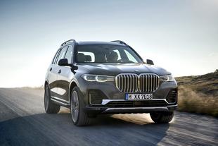 BMW X7. Silniki i wyposażenie flagowego SUV-a