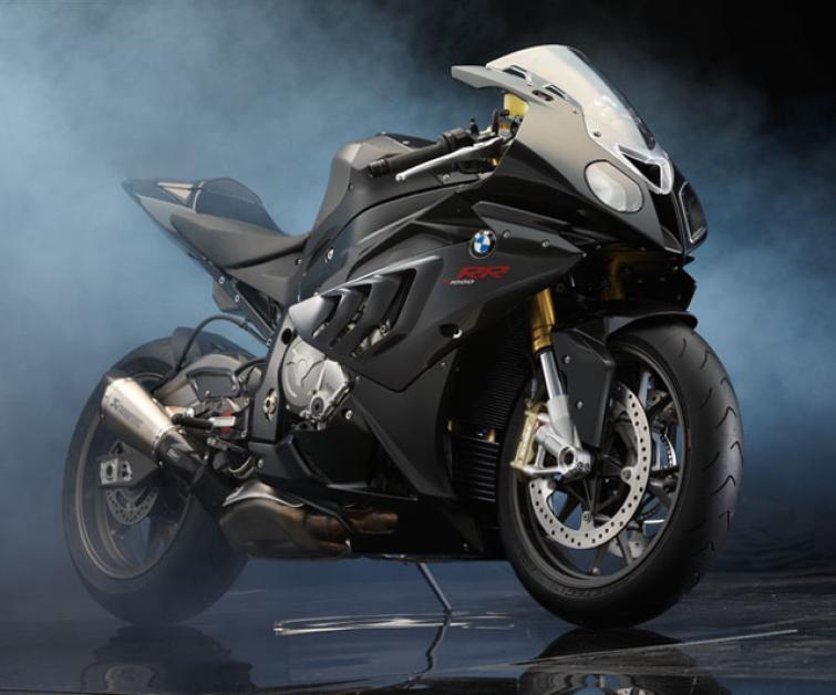 BMW S1000RR zdobyło tytuł Good Design Awards 2010