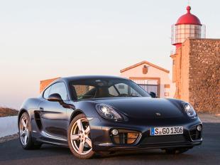 Porsche Cayman II [981] (2012 - teraz)