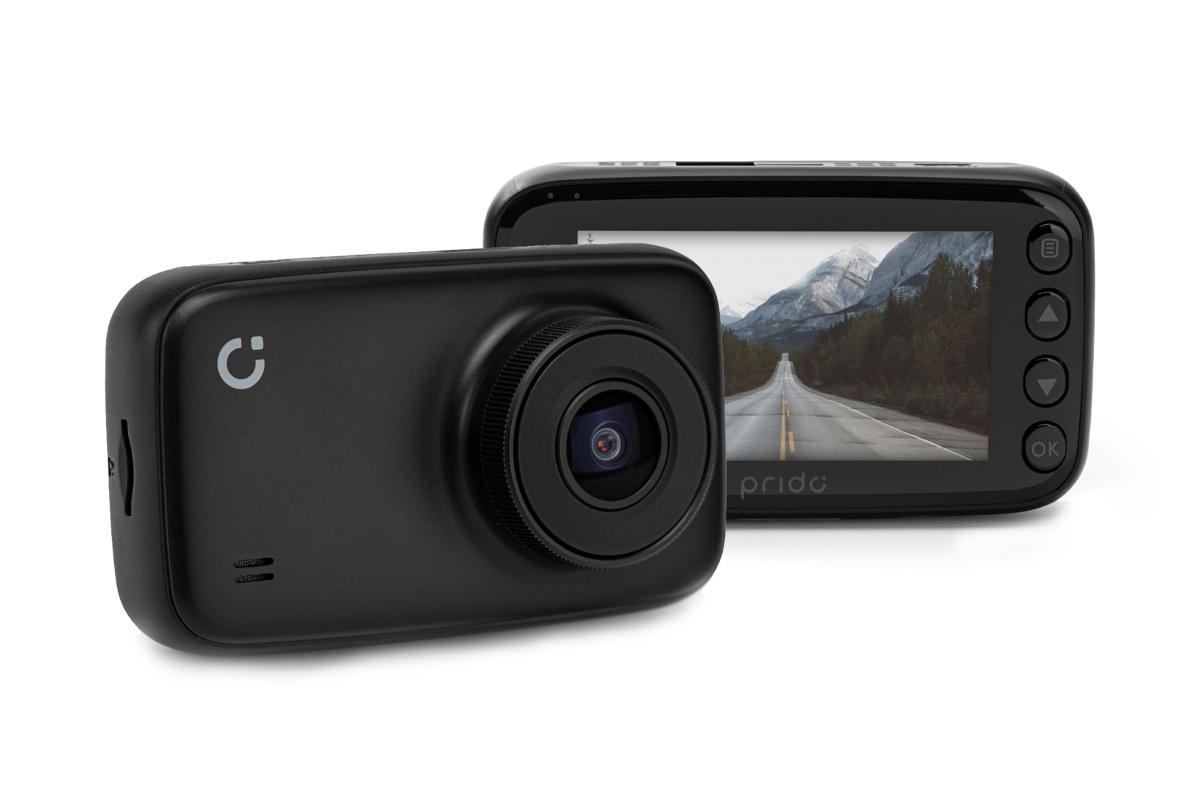 Firma Prido wprowadziła na rynek dwa nowe modele wideorejestratorów samochodowych – i7 oraz i7pro. W porównaniu do poprzedniego, nowe urządzenia są wzbogacone między innymi o funkcję Wi-Fi, która umożliwia bezprzewodowe zgrywanie nagranych materiałów na telefon bądź też łatwe udostępnienie ich w internecie.  Fot. Prido