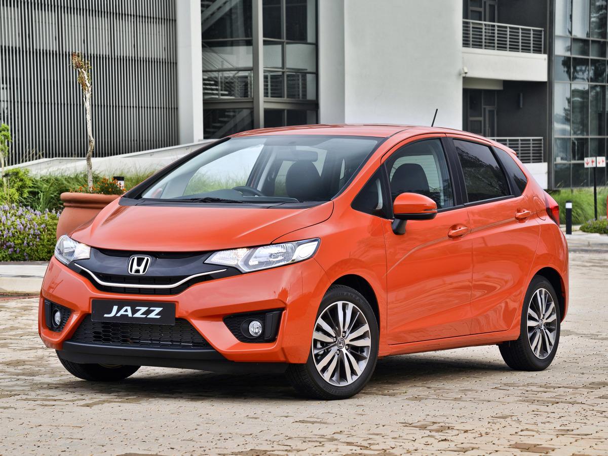 Honda Jazz / Fot. Honda