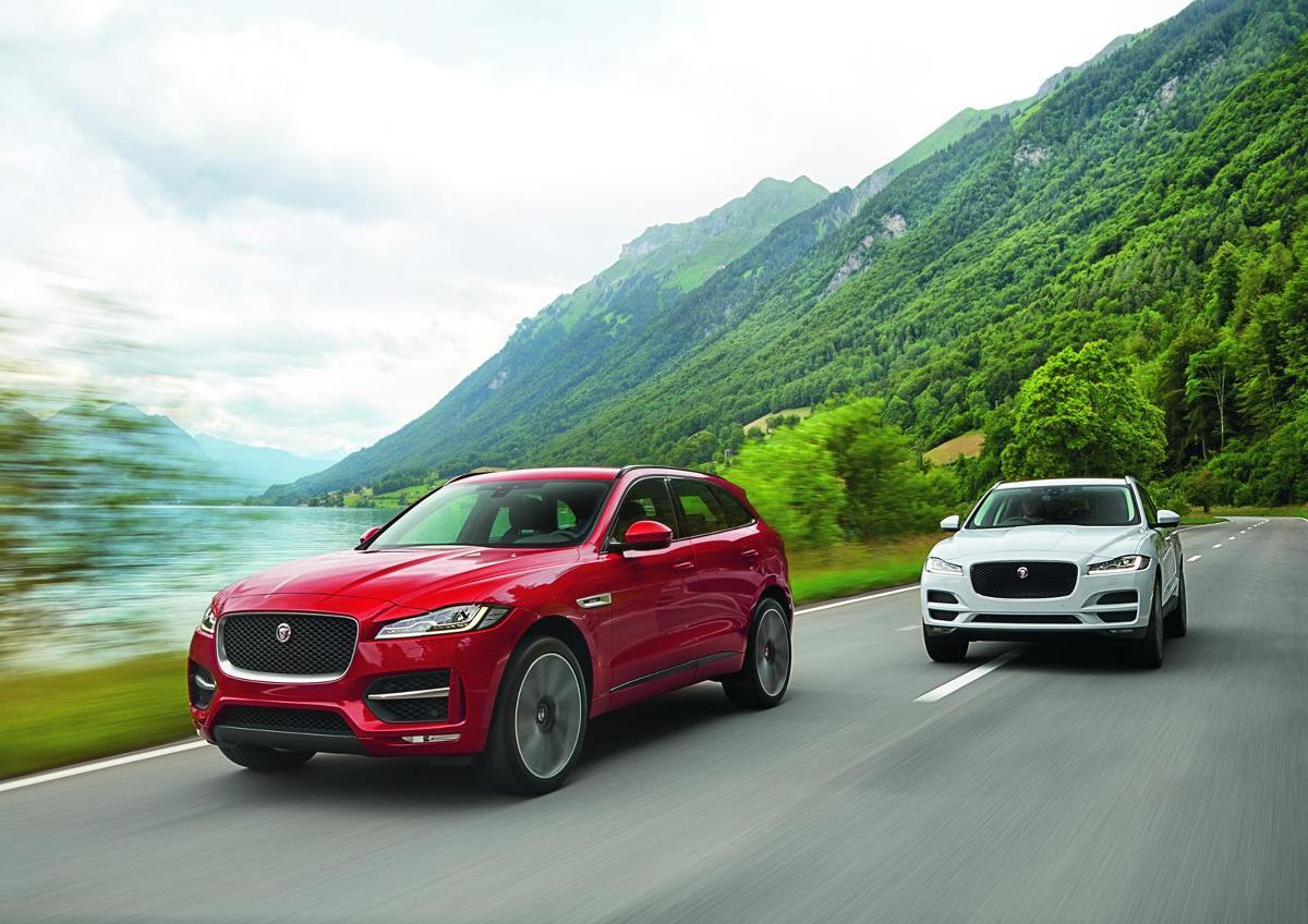 Jednostka o pojemności 2.0 litra dostarcza 180 KM i 430 Nm. Większa jednostka wysokoprężna 3.0 V6 oferuje moc 300 KM i 700 Nm. Podstawowym benzynowym silnikiem jest natomiast 2.0 litra z turbosprężarką o mocy 240 KM i 340 Nm. Przewidziano także motor V6 o pojemności 3.0-litra i mocy 340 KM i 380 KM / Fot. Jaguar